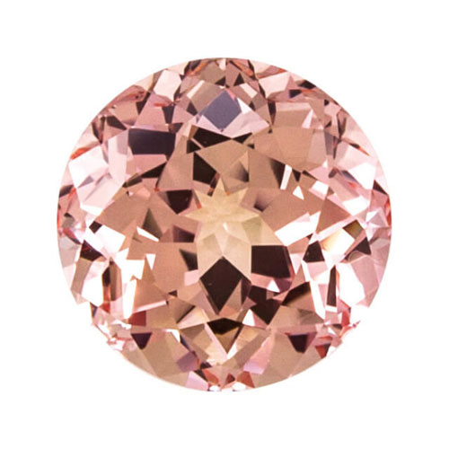 peach diamonds